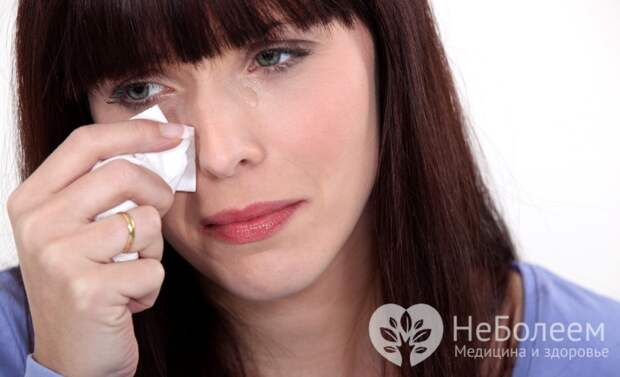 Слезы и здоровье, или 7 причин поплакать