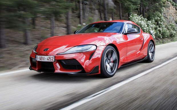 Тест Toyota GR Supra: с баварскими генами