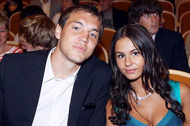 Артем и Кристина Дзюба