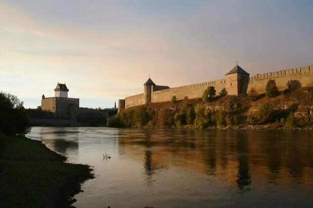 Официальный Таллин положил глаз на Псковскую область России