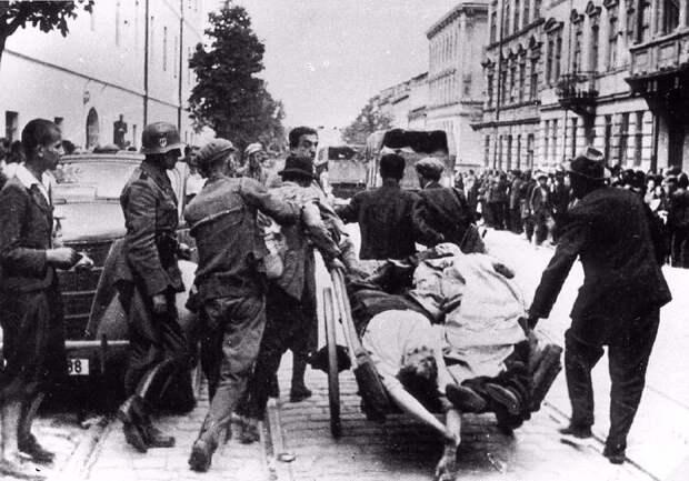 «Украинские ученые» рассказали, как националисты спасали евреев во время Великой Отечественной войны