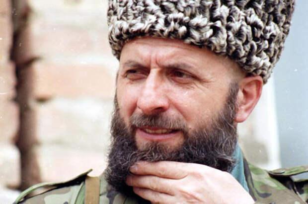 Зелимхан Яндарбиев