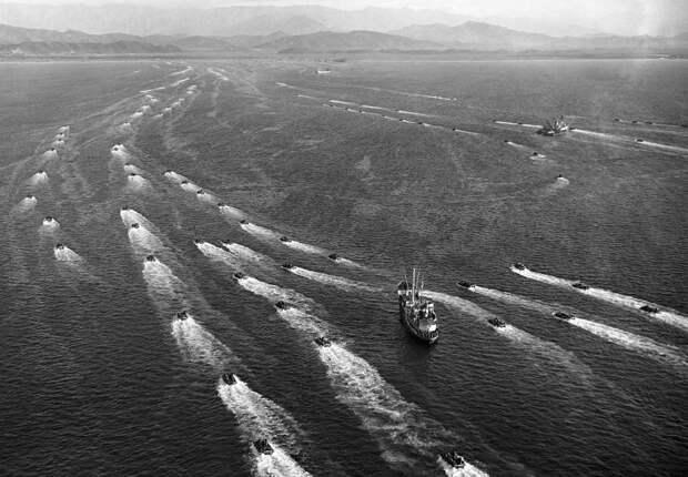 k27 1026 46 впечатляющих снимков Корейской войны