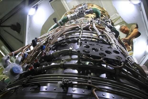 О развитии производства авиационных и космических двигателей на ОДК-Кузнецов