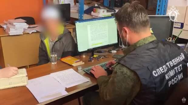 СК опубликовал видео допроса педофила из Ленобласти