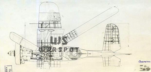 А-7-3а получил меньше оружия - Летающие глаза артиллерии   Warspot.ru