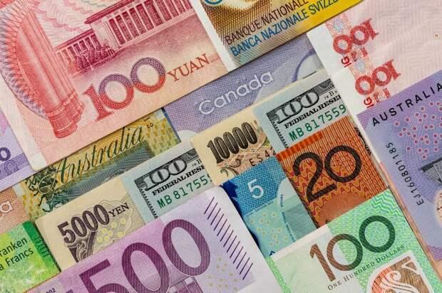 Официальные рыночные курсы валют на 14 мая установил Нацбанк Казахстана