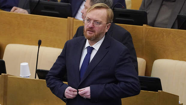 Депутат Милонов отреагировал нановость оквалификации трансгендера наОлимпиаду