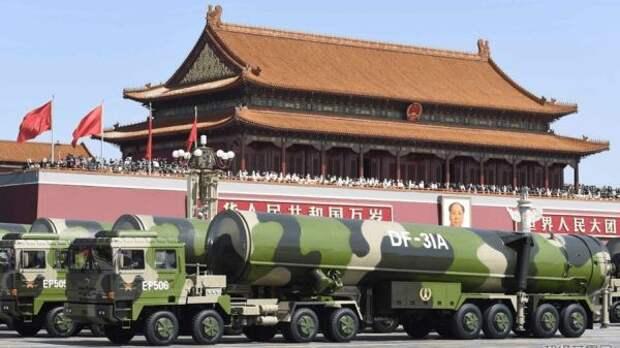 USSTRATCOM: Китай способен напрямую угрожать ядерным ударом по США