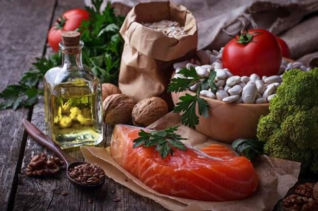 Чем «кормить» сердце. Какие продукты делают сосуды здоровыми