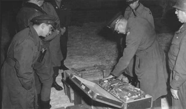 Золотой поезд Гитлера: сокровища рейха