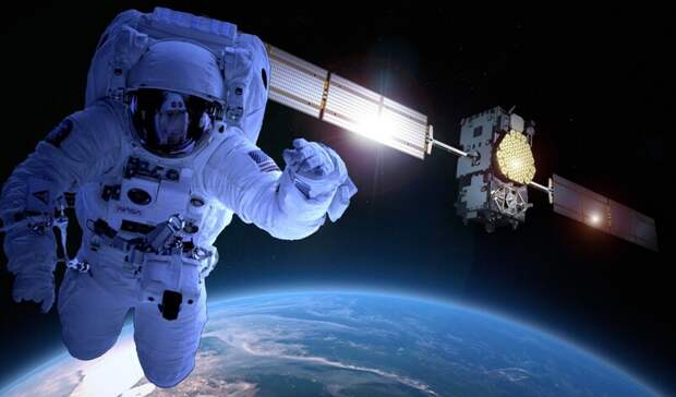 Астронавты завершили семичасовые работы вкосмосе иприбыли наМКС