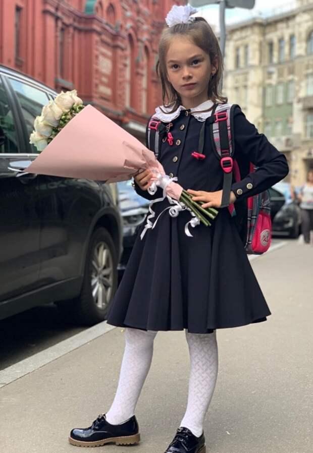 Дочь Ирины Гриневой Василиса
