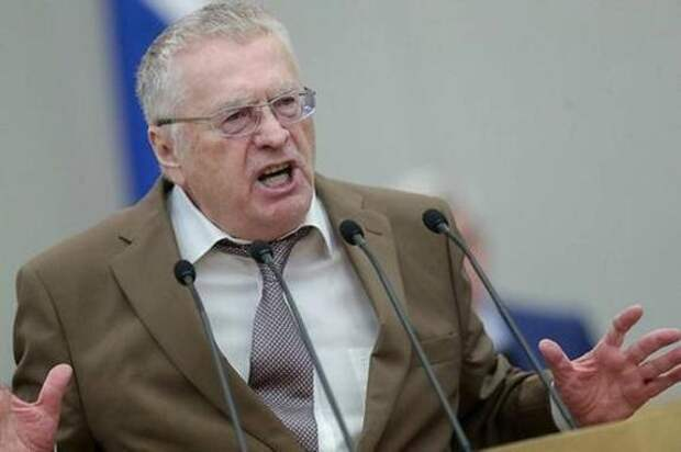 Жириновский предложил установить предельный вес для чиновников и россиян