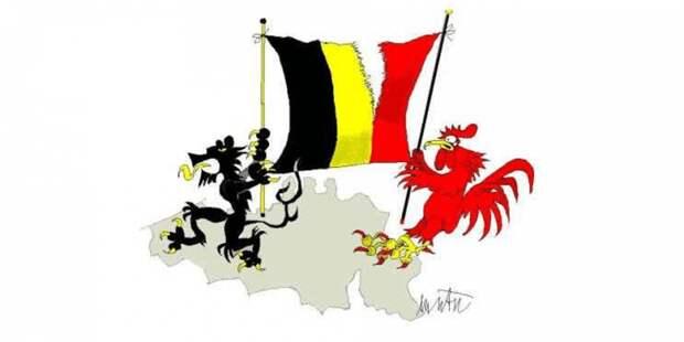 Какую сторону бельгийского раскола поддержит Украина?