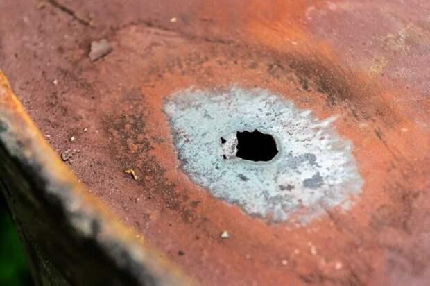 Что сделать с днищем железной бочки на даче, чтобы оно больше не гнило