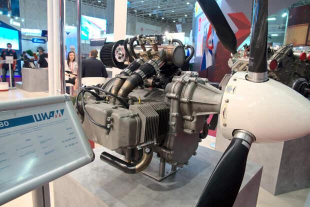 В России разработаны новые авиационные двигатели