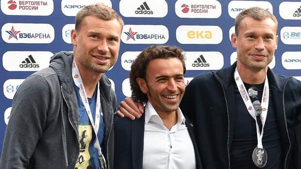 Бабаев: «Алексей Березуцкий брал паузу, чтобы понять, что ему ближе. В тренерском штабе он принесет пользу клубу»