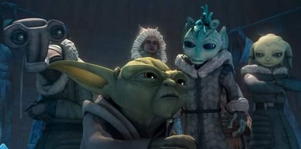 Джорджу Лукасу принадлежит идея создания спин-оффа «Звездных войн»