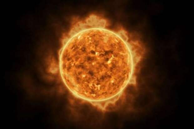 Можно ли сжечь ядерные отходы человечества в Солнце (4 фото + видео)