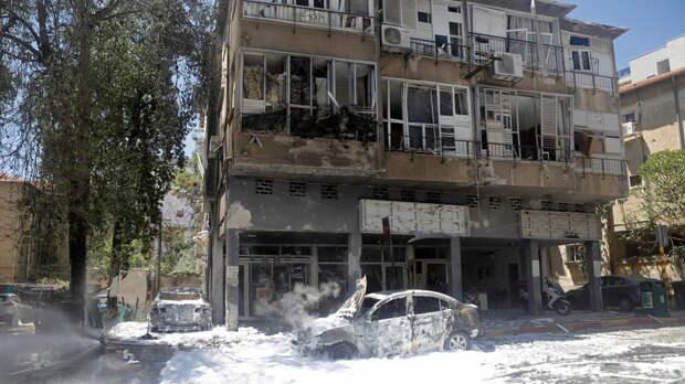 В ХАМАС заявили о готовности наносить удары по Тель-Авиву в течение шести месяцев