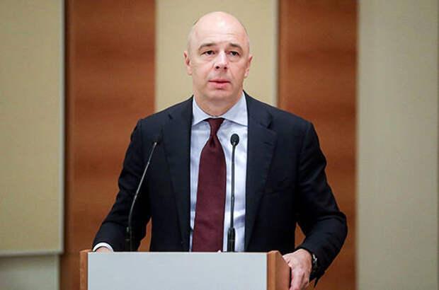Силуанов отреагировал на санкции США против госдолга России