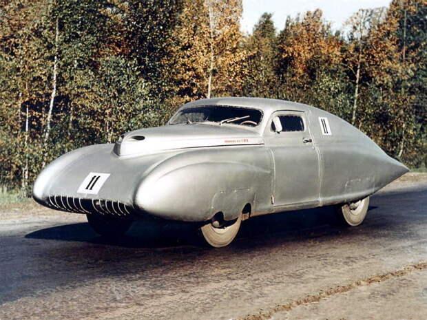 ТОП-10: автомобили СССР, которые так и не были выпущены авто, история, ссср, факты