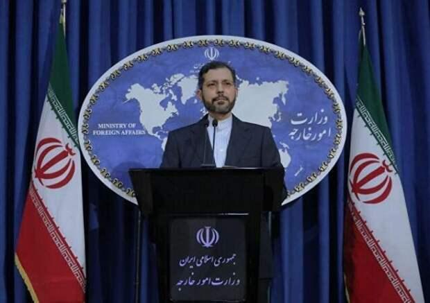 Иран готов помочь Армении иАзербайджану урегулировать инцидент награнице