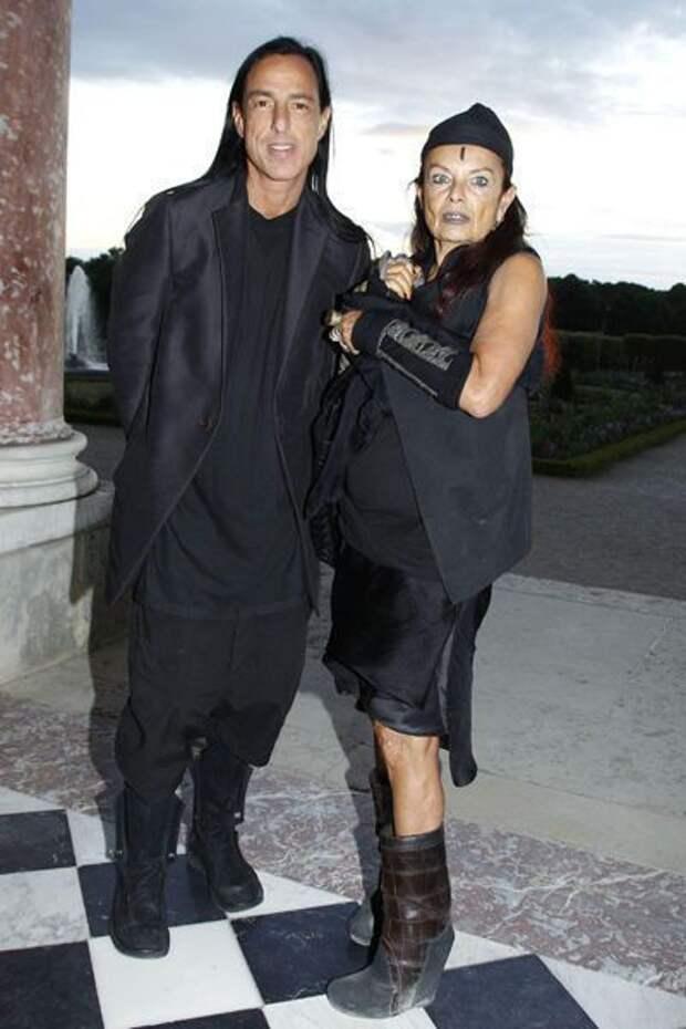 Rick Owens & Michèle Lamy (трафик)