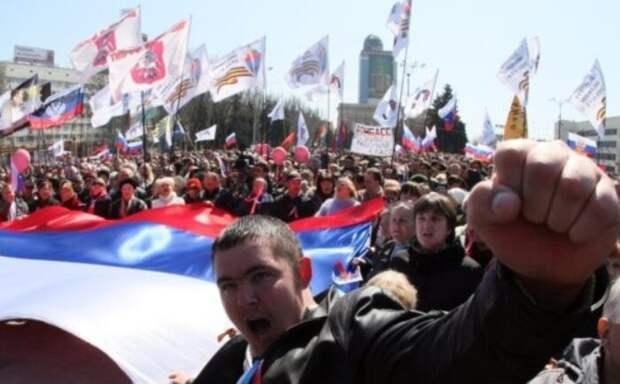 Пушилин в передаче Соловьева назвал причину провала инфовойны Киева