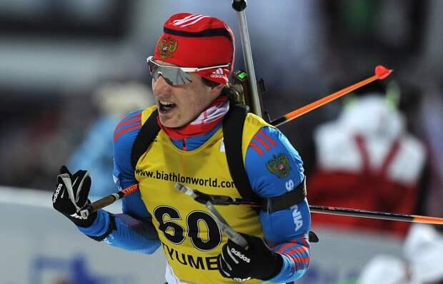 Неужели в сборной России созрел новый лидер? Эдуард Латыпов взял серебро в масс-старте в свой день рождения