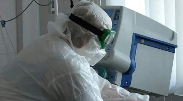 Медики ФМБА спасли в Ялте двух пожилых пациентов с 80-процентным поражением лёгких при COVID-19