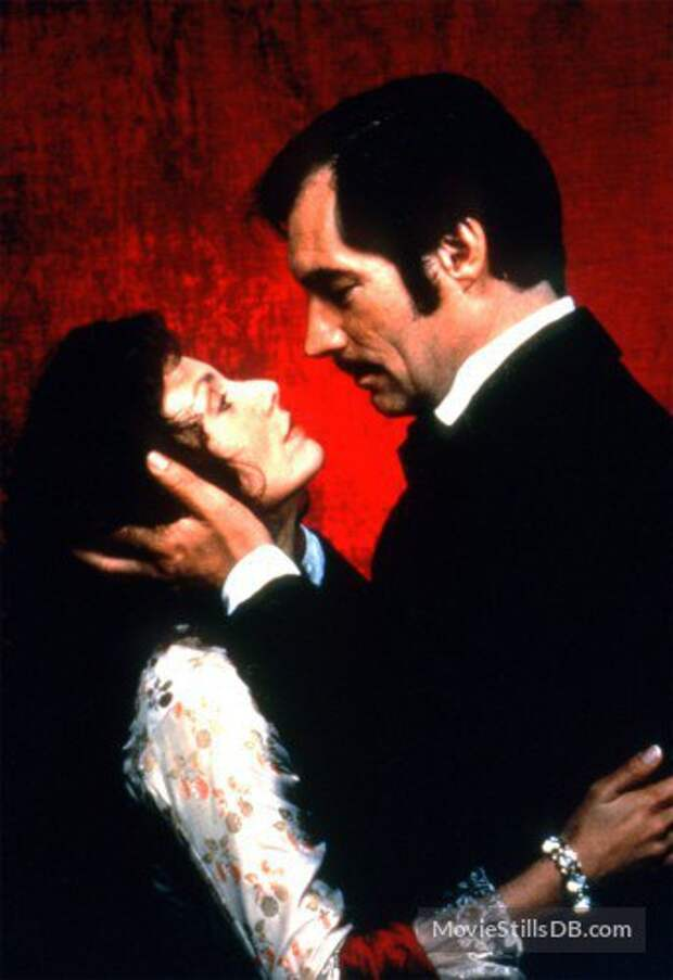 "Тимоти Далтон и Джоанн Уолли: Ретт Батлер и Скарлетт О'Хара ""Скарлетт"" (1994)"