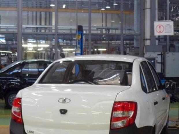 АВТОВАЗ снизил прогноз продаж Lada в 2014 году