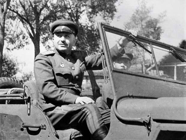 Наша история: маршала Ивана Баграмяна солдаты называли «батькó»