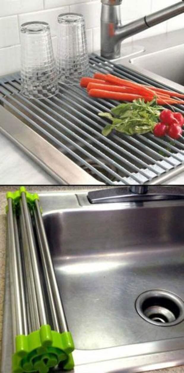 17 крутых кухонных приспособлений для дополнительного хранения