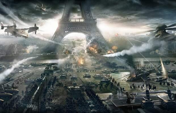 Нерадужный финал: третья мировая война.