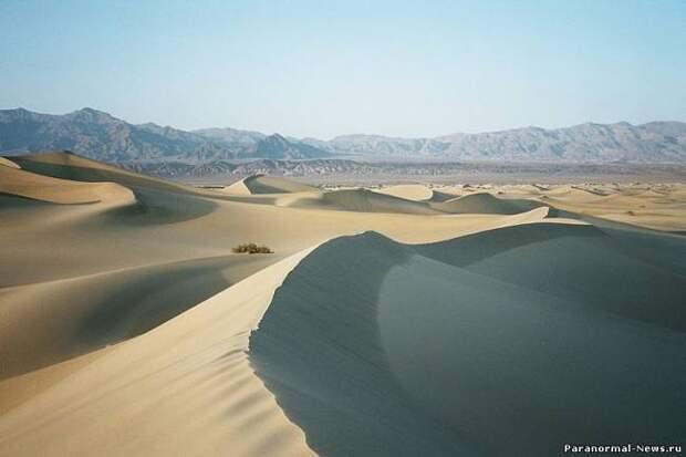 Тайны пустыни Гоби