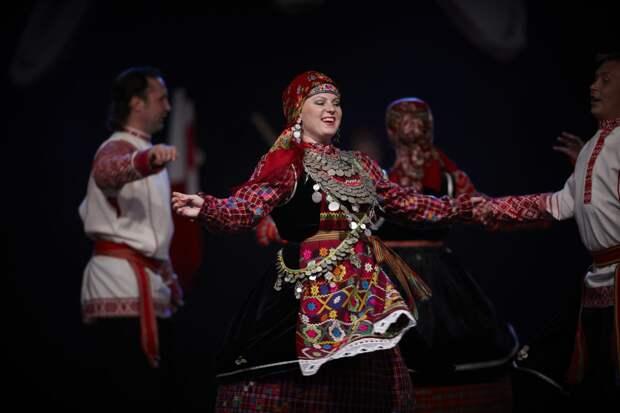 Дни удмуртской культуры пройдут в Пермском крае