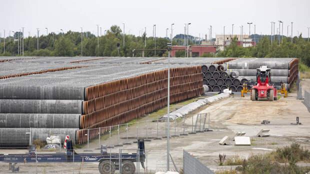Сдались американцам? Германия обсуждает с США санкции против Северного потока - 2
