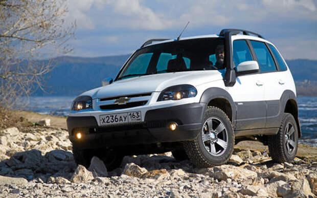 Chevrolet Niva: модернизация продолжается, цены растут