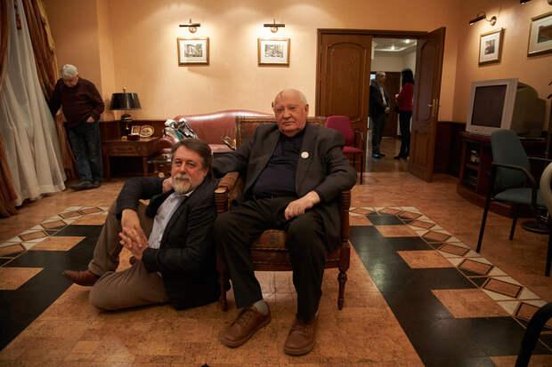 «Артдокфест» откроется показом картины Виталия Манского «Горбачёв. Рай»
