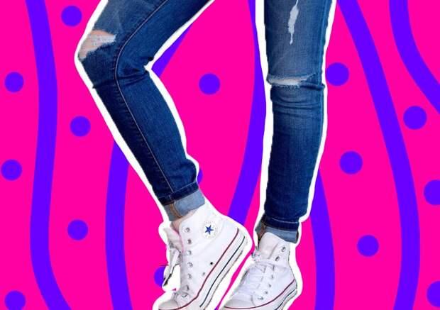 Как правильно ушить джинсы по бокам, в ногах и талии: советы и пошаговые инструкции