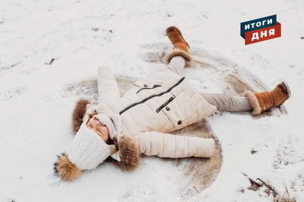 Итоги дня: демонтаж елки на Центральной площади Ижевска и слишком теплая для января погода в Удмуртии