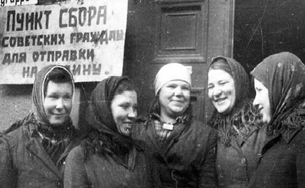 Как после войны поступили с советскими гражданами вернувшимися из Германии