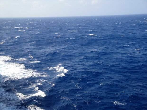 Море без берегов