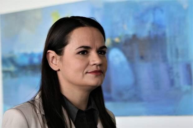 Тихановская назвала единственное требование белорусской оппозиции к Москве