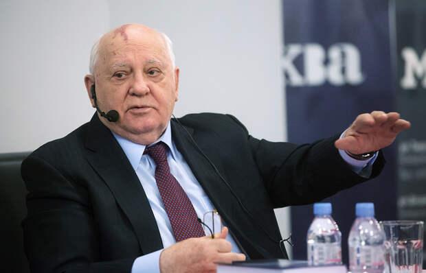 Горбачев допускает создание нового Союза в границах СССР