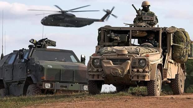 Польша против баз НАТО: местные ловят американских военных и бьют им морды