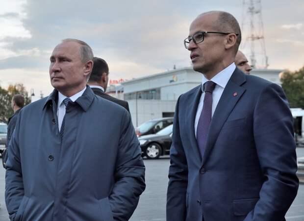 Владимир Путин поздравил Удмуртию со 100-летием государственности